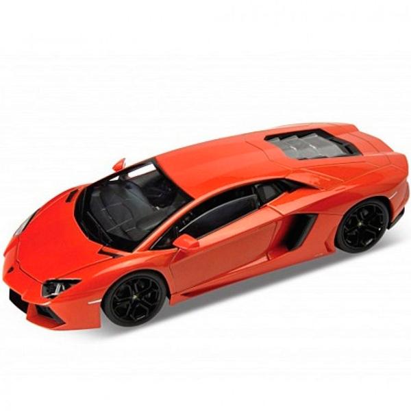 Welly 24033 Велли Модель машины 1:24 Lamborghini Aventador стоимость