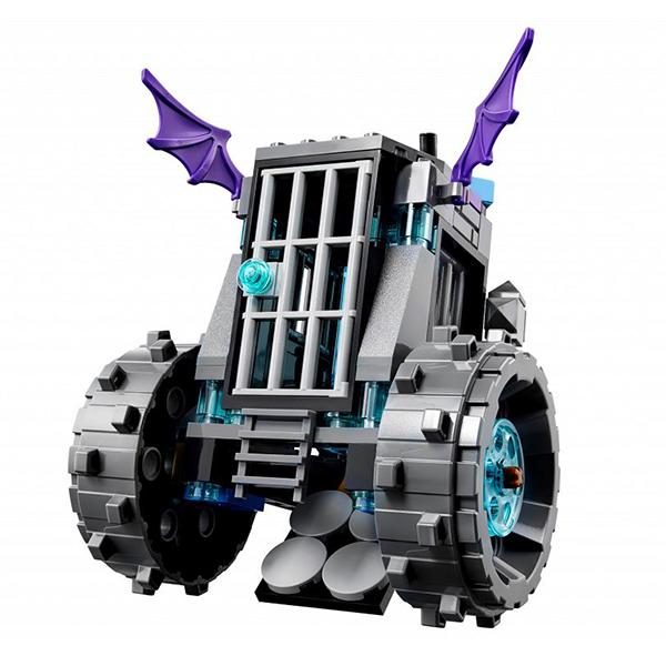 Lego Nexo Knights 70349 Конструктор Лего Нексо Мобильная тюрьма Руины