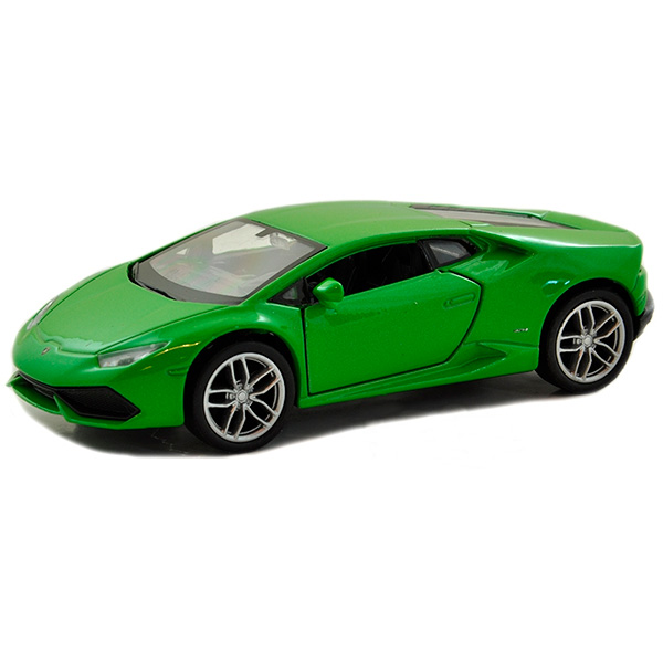 Welly 24056 Велли Модель машины 1:24 Lamborghini Huracan LP610-4 welly 24018 велли модель машины 1 24 bentley continental supersports