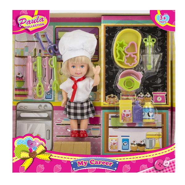 Paula MC23048d Игровой набор Я - профессионал повар