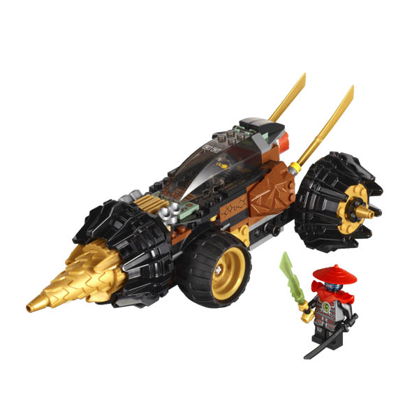 Lego Ninjago 70502 Конструктор Лего Ниндзяго Земляной бур Коула