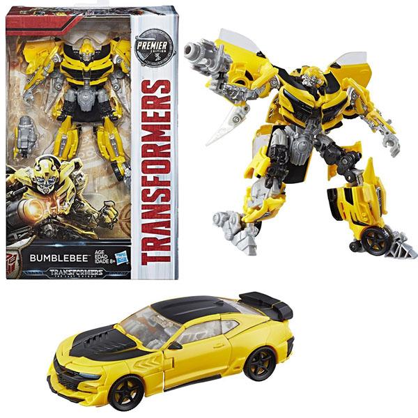 Hasbro Transformers C0887/C2962 Трансформеры 5: Делюкс Бамблби hasbro transformers c0889 c1328 трансформеры 5 последний рыцарь легион гримлок