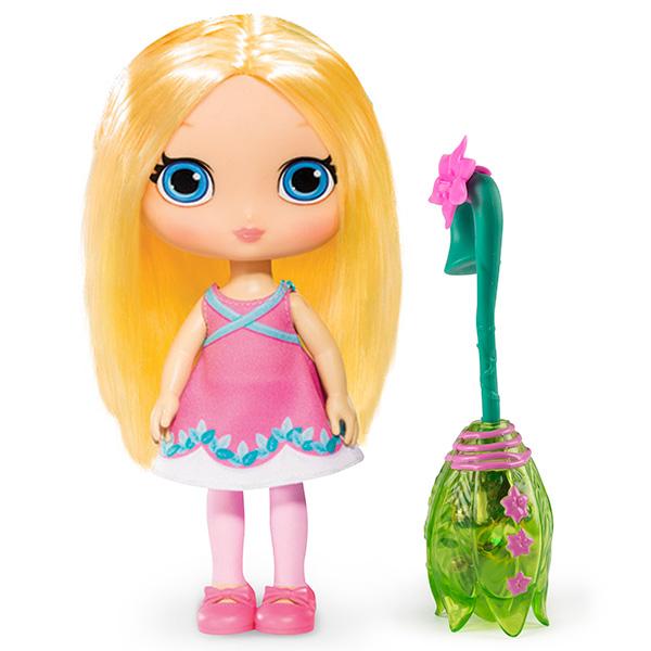 Little Charmers 71714-pos_9 Кукла Posie 20 см с метлой (свет и звук)