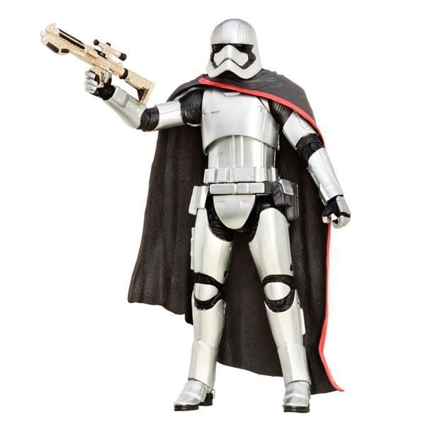 Star Wars B3447 Звездные Войны Капитан Фазма