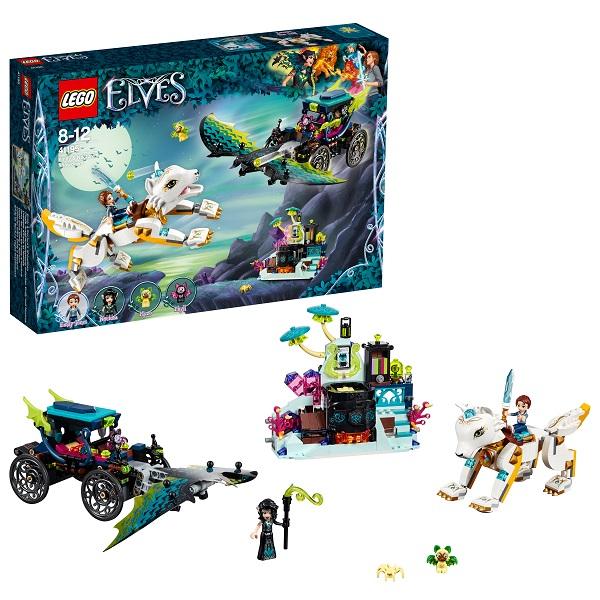 Lego Elves 41195 Конструктор Лего Эльфы Решающий бой между Эмили и Ноктурой конструктор lego elves решающий бой между эмили и ноктурой 41195