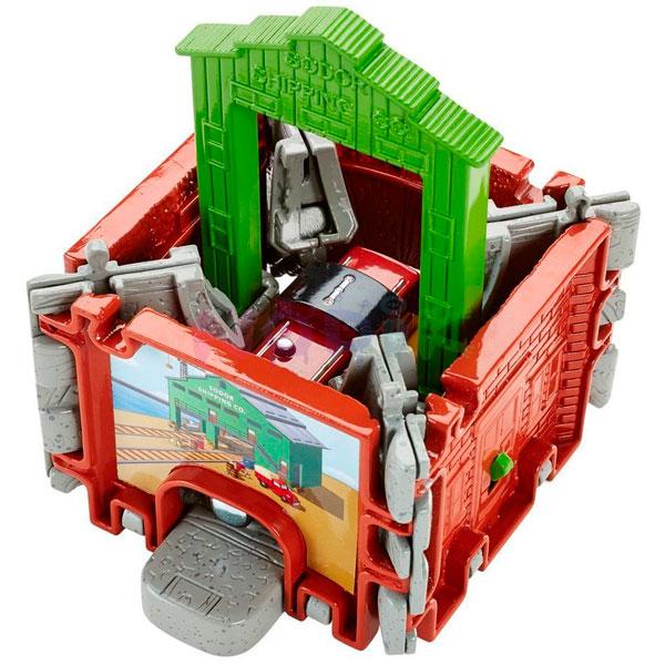 """Mattel Thomas & Friends FBC54 Мой первый Томас Переносные игровые наборы """"Куб"""""""