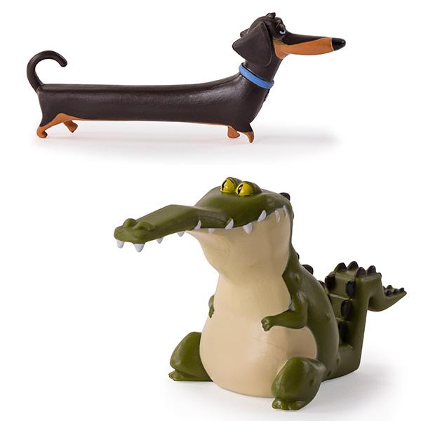 Secret Life of Pets 72800 Тайная жизнь домашних животных Мини-фигурка в мягкой упаковке