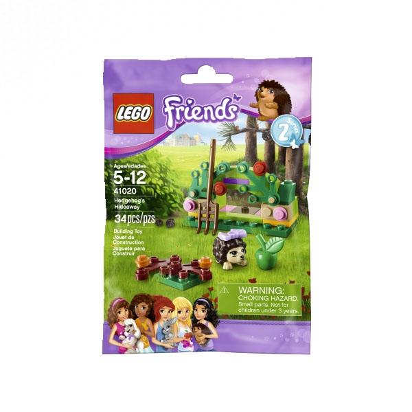 Конструктор Lego Friends 41020 Лего Подружки Норка Ёжика