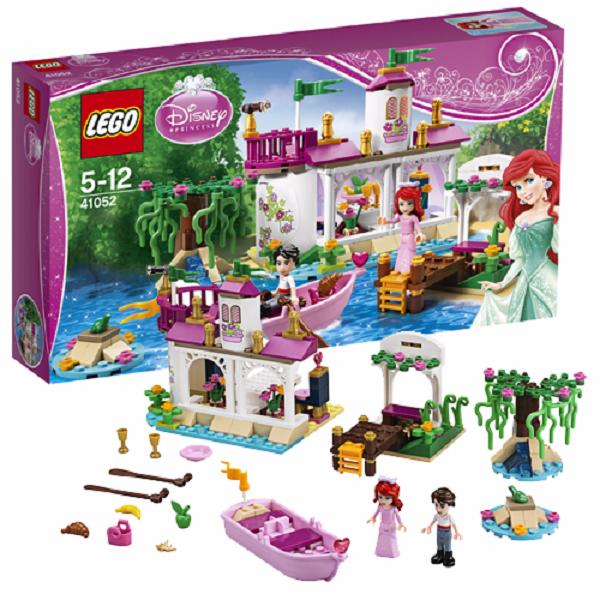 Lego Disney Princess 41052 Конструктор Лего Принцессы Дисней Волшебный поцелуй Ариэль