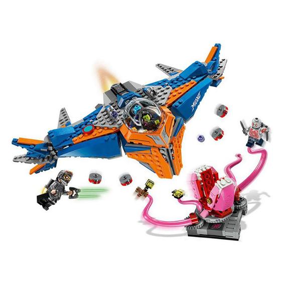 Lego Super Heroes 76081 Конструктор Лего Супер Герои Милано против Абелиска