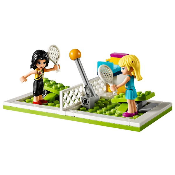 Lego Friends 41338 Конструктор Спортивная арена для Стефани