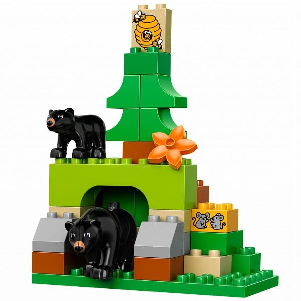 Лего Дупло 10584 Лесной заповедник