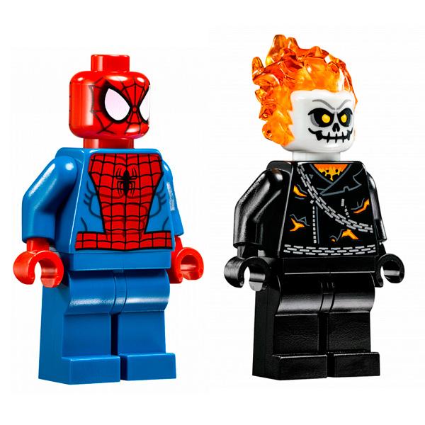 лего человек паук картинки