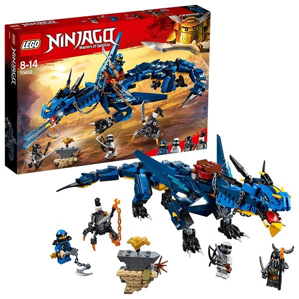 Lego Ninjago 70652 Конструктор Лего Ниндзяго Вестник Бури конструктор lego ninjago вестник бури 70652