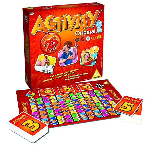 Piatnik 794094 Настольная игра Activity 2 arsstar настольная игра activity 2 новый дизайн