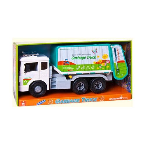 Daesung 966-1 Дайсунг Машина мусоровоз MAX