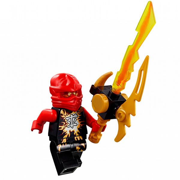 Lego Ninjago 70739 Конструктор Лего Ниндзяго Флайер Кая