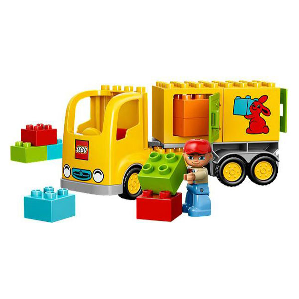 Lego Duplo 10601 Конструктор Грузовик