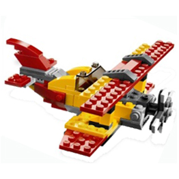 Конструктор Лего Криэйтор 5866 Конструктор Вертолет-спасатель