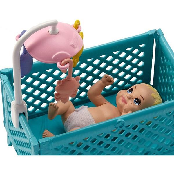 "Mattel Barbie FHY98 Барби Набор ""Няня"""