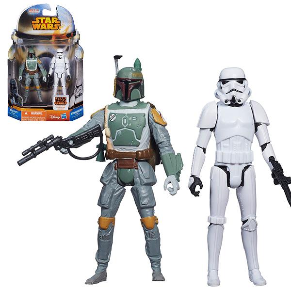 Star Wars A5228 Звездные Войны Фигурки для особых миссий, в ассортименте