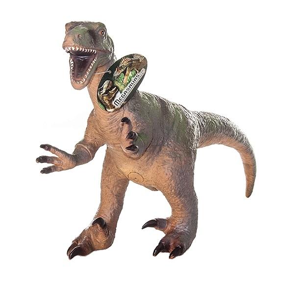Megasaurs SV17874 Мегазавры Фигурка динозавра - Велоцираптор megasaurs sv10513 мегазавры фигурка динозавра с двигающейся пастью в ассортименте
