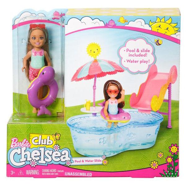 """Mattel Barbie DWJ47 Барби Игровые наборы """"Развлечения Челси"""""""