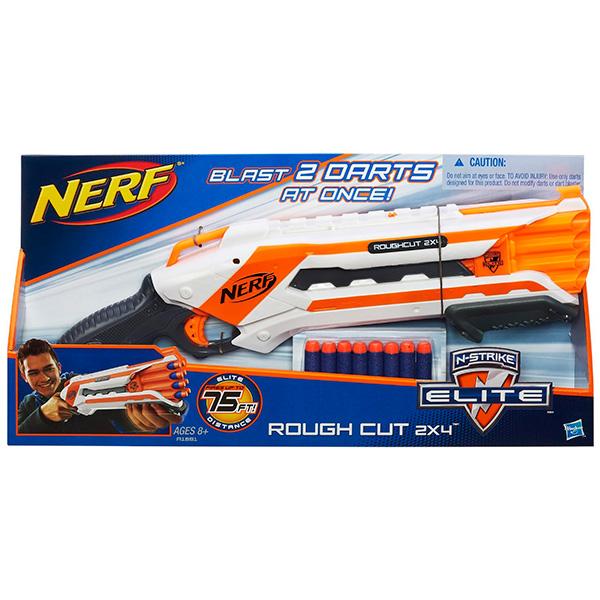 Hasbro Nerf A1691 Нерф Бластер Элит Рафкат
