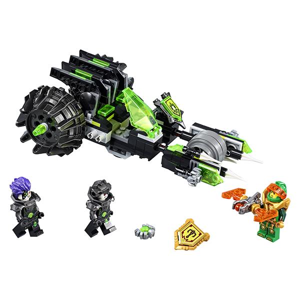 Lego Nexo Knights 72002 Конструктор Лего Нексо Боевая машина близнецов