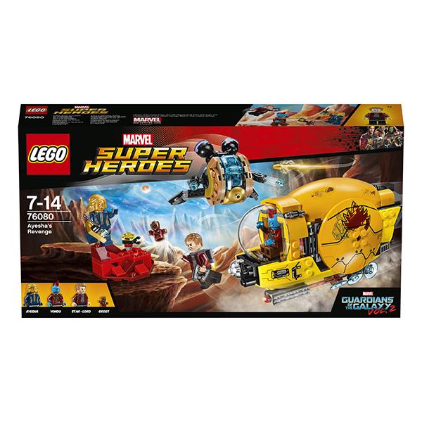 Lego Super Heroes 76080 Лего Супер Герои Месть Аиши