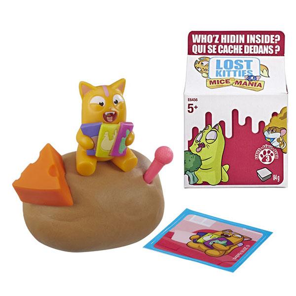 Hasbro Lost Kitties E6456 Мышиная Мания