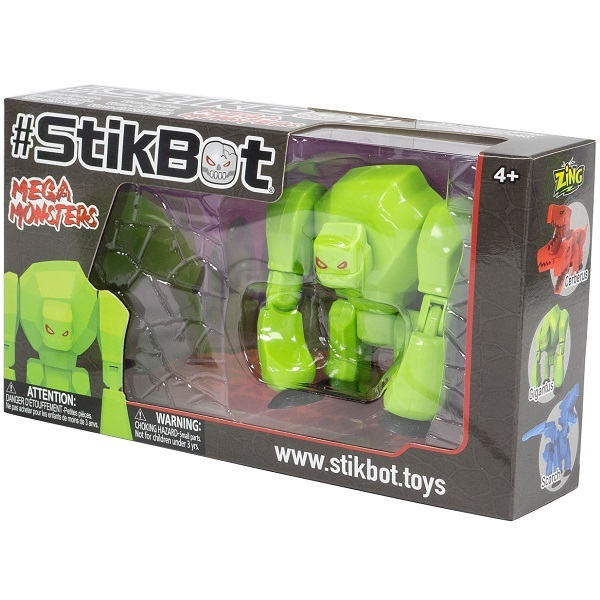 "Stikbot TST627 Стикбот ""Мегамонстр"" (в ассортименте)"
