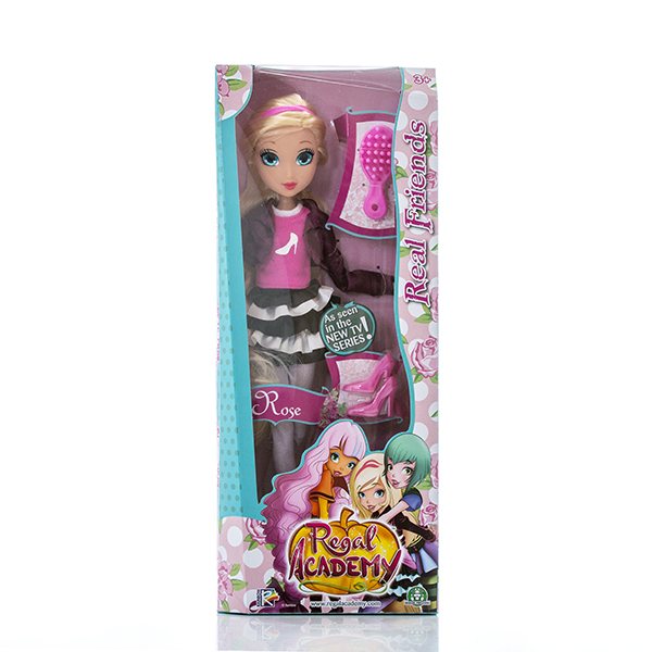 Regal Academy REG00100 Королевская Академия Кукла Роуз, 30 см