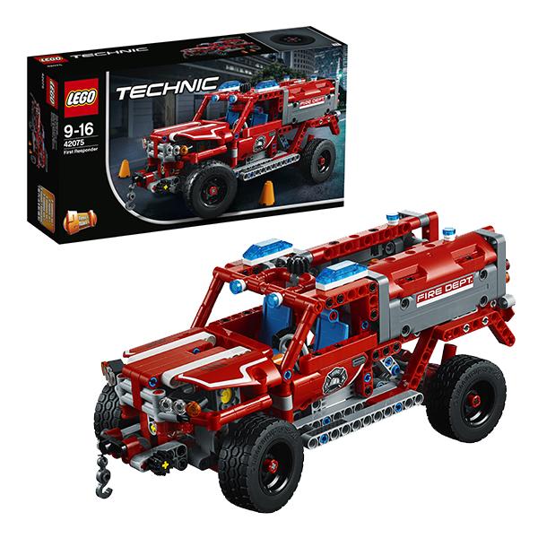 Lego Technic 42075 Конструктор Лего Техник Служба быстрого реагирования