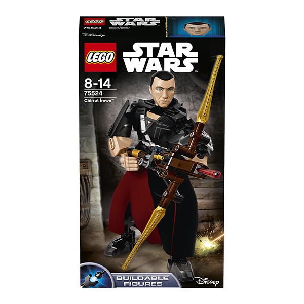 LEGO Star Wars 75524 Конструктор ЛЕГО Звездные Войны Чиррут Имве