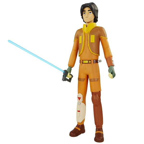 Big Figures 78227 Большая фигура Звездные Войны Езра, 50 см