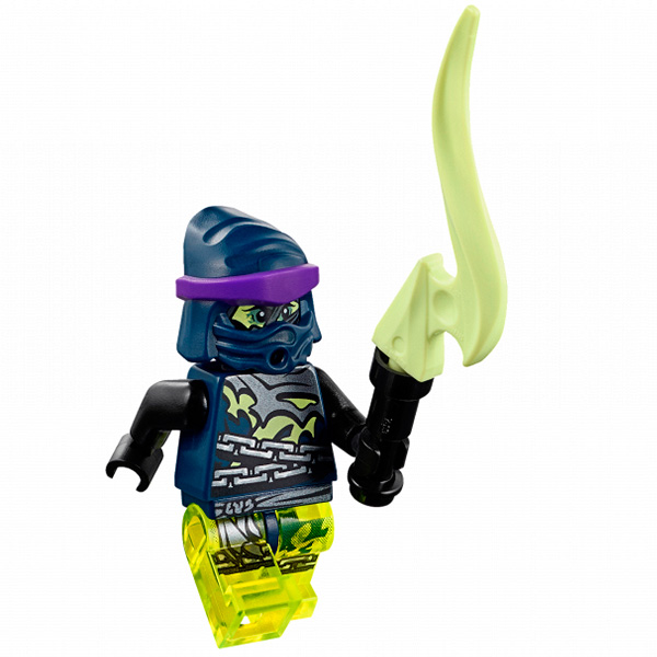 Lego Ninjago 70744 Конструктор Лего Ниндзяго Флайер Призрака