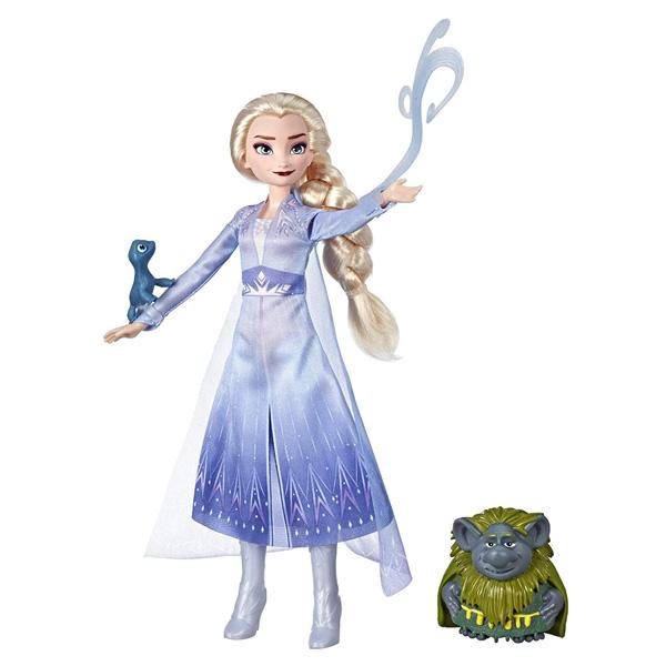 Hasbro Disney Princess E5496E6660 ХОЛОДНОЕ СЕРДЦЕ 2 Эльза с аксессуарами
