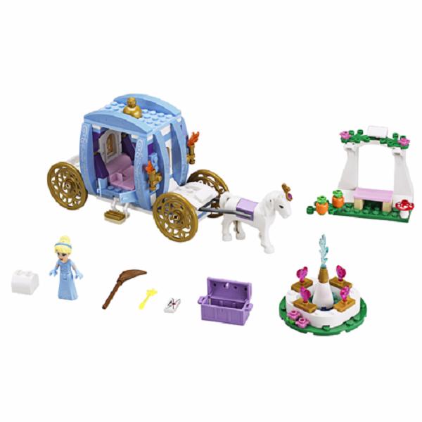 Lego Disney Princess 41053 Лего Принцессы Дисней Заколдованная карета Золушки