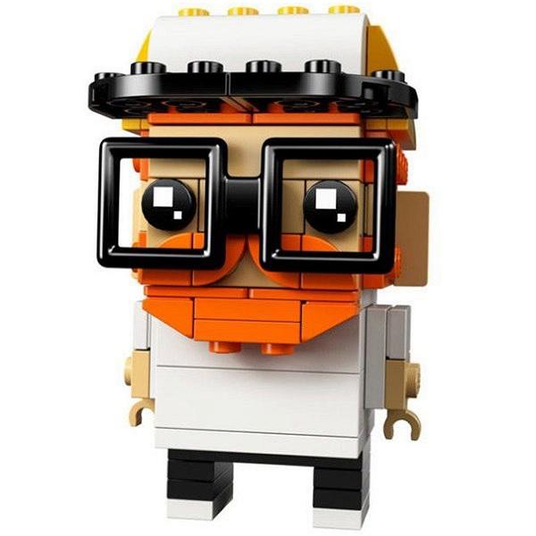 Lego BrickHeadz 41597 Конструктор Лего БрикХедз Go Brick Me
