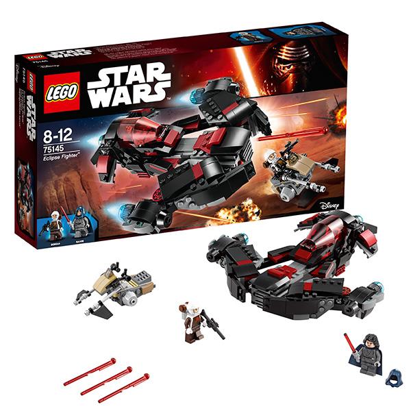 lego lego star wars 75150 лего звездные войны усовершенствованный истребитель сид дарта вейдера Lego Star Wars 75145 Лего Звездные Войны Истребитель Затмения