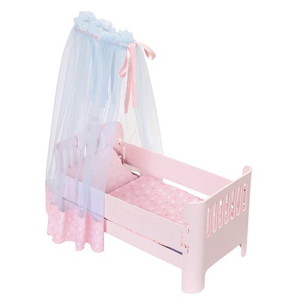 Zapf Creation Baby Annabell 700-068 Бэби Аннабель Кроватка Спокойной ночи игрушка baby annabell кроватка спокойной ночи кор