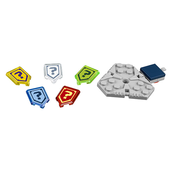 Lego Nexo Knights 70373 Конструктор Лего Нексо Комбо NEXO Силы 2