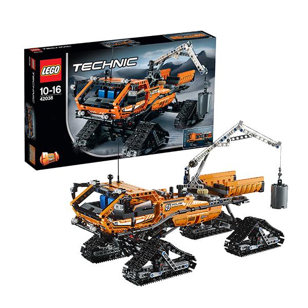 Конструктор Lego Technic 42038 Лего Техник Арктический вездеход