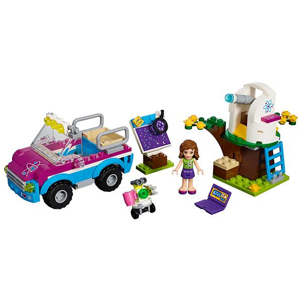 Lego Friends 41116 Звездное небо Оливии