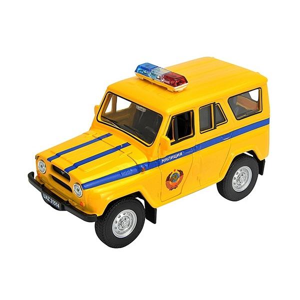 Welly 42380RT Велли Модель машины 1:34-39 УАЗ 31514 Милиция купить авто сузуки гранд витара в вологде в салоне