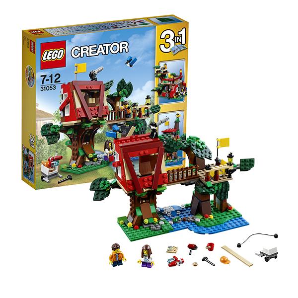 Lego Creator 31053_9 Лего Криэйтор Домик на дереве
