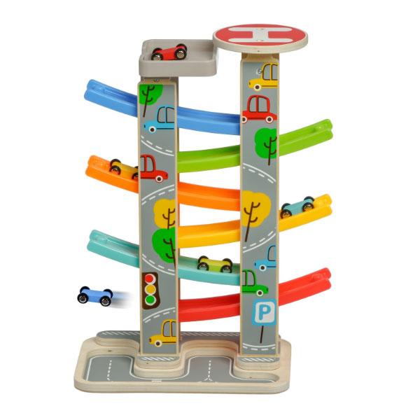 Lucy&Leo LL204 Большая быстрая горка деревянные игрушки lucy