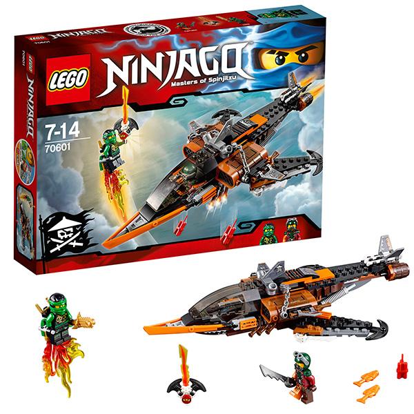 Lego Ninjago 70601 Конструктор Лего Ниндзяго Небесная акула