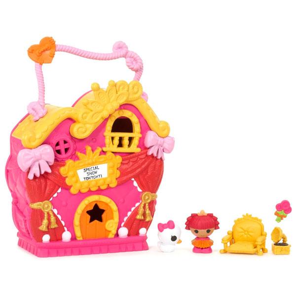 Lalaloopsy Tinies 534310 Лалалупси Малютки Домик принцессы
